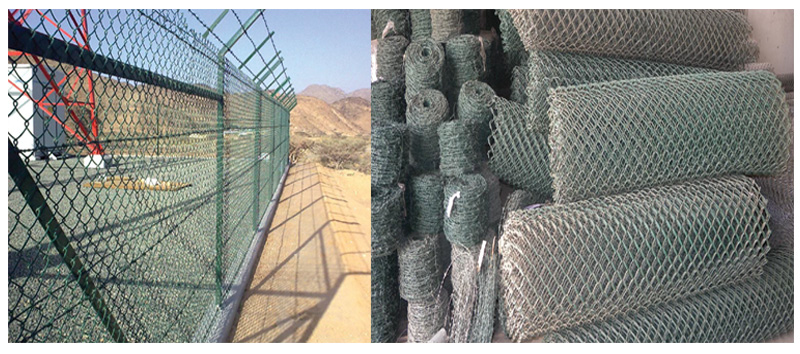 Temporary Fencing System, Chain Link Fence Manufacturers